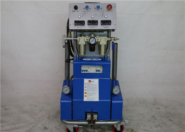 China Automatic Polyurethane Foam Spray Machine With Horizontal Booster Pump factory