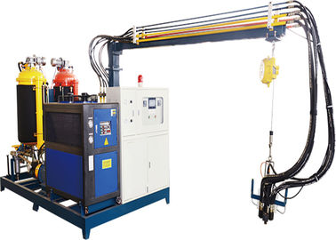 China 380V 50HZ PU Foam Making Machine , 30KW Polyurethane Injection Molding Machine factory