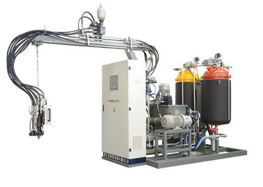 Electrical High Pressure PU Machine With Computer Controlled 900*900*1400mm