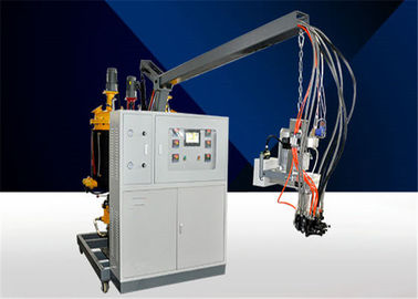 High Efficient Low Pressure PU Machine For Various Abnormal And Fragile Articles