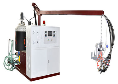 380V 50HZ 3 Phase Low Pressure PU Foam Injection Machine Leak Proof Structure