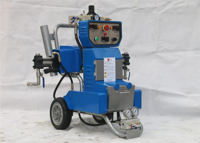 High Pressure PU Spray Machine For Exterior Wall Insulation CE Certificated